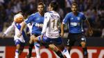 Puebla empató 2-2 ante Racing Club por fase previa de Copa Libertadores - Noticias de sebastian araujo