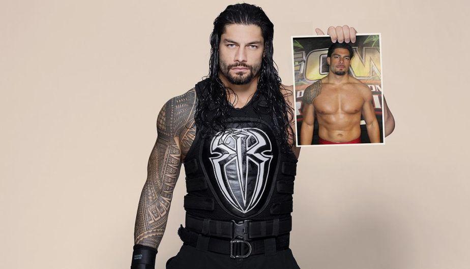 Roman Reigns. (WWE)