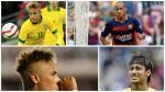 Neymar cumple 24 años: sus variados looks a lo largo de su carrera (FOTOS) - Noticias de neymar peinado