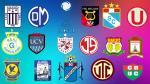 Torneo Apertura: tabla de posiciones y resultados de la fecha 1 - Noticias de utc de cajamarca