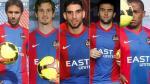 Barcelona: Levante fichó a cinco jugadores para vencerlo en la Liga BBVA - Noticias de giuseppe rossi