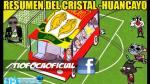Sporting Cristal: los memes tras su debut en el Torneo Apertura sin pena ni gloria - Noticias de mariano melgar