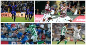 Ronaldinho y el once ideal de los jugadores que se quedaron sin equipo.