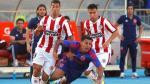 River Plate empató 0-0 ante U. de Chile y accedió a grupos de Copa Libertadores - Noticias de juan ramon carrasco