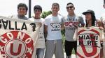 Universitario de Deportes: Raúl Ruidíaz hará dupla con Diego Guastavino