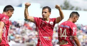 Diego Guastavino anotó el segundo, cuarto y quinto gol de Universitario de Deportes. (Erick Nazario)