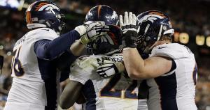 Los Denver Broncos, al mando de Peyton Manning, consiguieron su tercer Super Bowl. (AP)