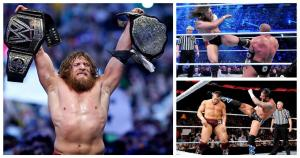 Daniel Bryan anunció su retiro de la WWE a través de su cuenta de Twitter. (WWE)