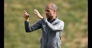 Josep Guardiola ganará 25 millones de euros al año en el Manchester City. (Getty Images)