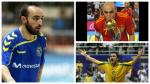Ricardinho y los 10 mejores jugadores de futsal de la historia.