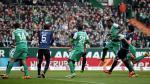 Con Claudio Pizarro: Werder Bremen igualó 1-1 con Hoffenheim por Bundesliga - Noticias de selección nigeriana