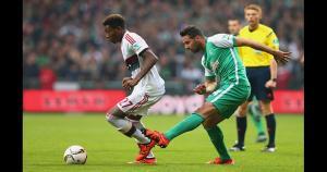 Claudio Pizarro cumple su tercera etapa en Werder Bremen. Jugó muchos años por Bayern Munich. (Getty Images)