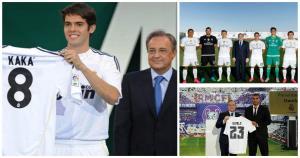 Los jugadores que no fueron rentables para Florentino Pérez.
