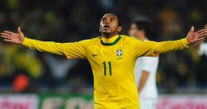 Robinho - jugará con Atlético Mineiro ante Melgar.
