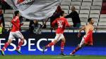 Benfica ganó 1-0 a Zenit por la ida de octavos de final de Champions League - Noticias de yida eslava