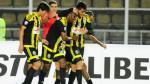 Deportivo Táchira ganó 2-1 a Olimpia Copa Libertadores 2016 - Noticias de fredy flores