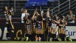 The Strongest ganó 1-0 a Sao Paulo en Brasil por Copa Libertadores - Noticias de daniel vaca