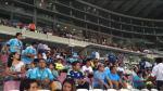 Sporting Cristal vs. Peñarol: el ambiente a pocos minutos del partido - Noticias de andre pareja pl