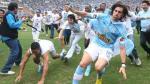 Nicolás Ayr y todos los ex campeones de Cristal que ahora se deben a Garcilaso - Noticias de videos copa libertadores 2014
