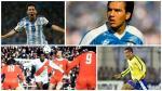 Copa América: Cubillas y los mejores jugadores en las últimas ediciones - Noticias de sergio goycochea