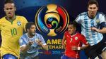 Copa América Centenario 2016: este es el fixture del torneo continental - Noticias de perú vs panamá