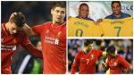 Messi, Cristiano y otros cracks que quisieron ser igualados por estos jugadores - Noticias de marko arnautovic