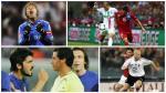 El once de los jugadores más agresivos y polémicos del fútbol - Noticias de eric cantona
