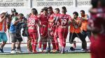 Universitario de Deportes goleó 4-1 a Deportivo Municipal con doblete de Ruidíaz - Noticias de francisco chávez