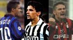 Zlatan, Edgar Davids y los cracks que jugaron en Inter, AC Milan y Juventus - Noticias de edgar davids