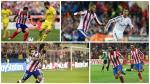 Atlético de Madrid: Simeone los potenció y no rindieron en otros clubes - Noticias de fichajes 2013 europa