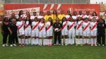Sudamericano Femenino Sub 17: la Selección Peruana está lista para su debut - Noticias de diana salazar