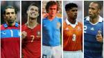 UEFA busca el once histórico de la Eurocopa y tú podrás elegirlo - Noticias de david eng