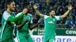 Claudio Pizarro marcó golazo y llegó a los 100 con Bremen en Bundesliga - Noticias de rudi voller