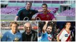 Diego Forlán, Higuaín y los jugadores que son mejores que sus padres - Noticias de frank lampard