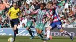 Con Juan Vargas, Real Betis ganó 2-0 a Granada por Liga BBVA - Noticias de andres granadino