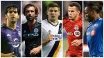 Andrea Pirlo, Kaká, Frank Lampard y 20 figuras que animarán la MLS (FOTOS) - Noticias de frank lampard