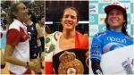 Día de la Mujer: 10 peruanas que la 'rompieron' en el deporte (FOTOS) - Noticias de voley mundial