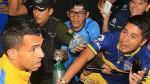Carlos Tevez fue recibido en Bolivia por hincha de Bolívar... ¡con  tanque de oxígeno! - Noticias de virú