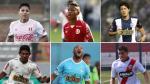 Selección Peruana: estos son los convocados del torneo local - Noticias de luis requena guerrero