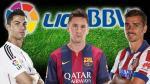 Liga BBVA: resultados, tabla de posiciones y goleadores de la fecha 29 - Noticias de ruben rayos