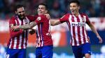 Atlético de Madrid goleó 3 a 0 a Deportivo La Coruña por la Liga BBVA - Noticias de jonathan amos
