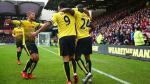 Arsenal perdió 2-1 con Watford y quedó eliminado de la FA Cup - Noticias de depor mario flores