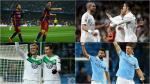 Champions League: los ocho equipos clasificados a cuartos de final - Noticias de terry gilliam