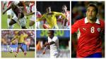 Ellos jugaron en el torneo peruano y defendieron a su selección nacional - Noticias de luis fernando saritama