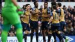 Arsenal ganó 2-0 a Everton y mantiene tercer puesto en Premier League - Noticias de aaron lennon