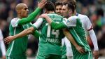 Werder Bremen celebró en Twitter gol histórico de Claudio Pizarro - Noticias de arsenal vs colonia