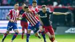 Atlético perdió 2-1 con Sporting Gijón y dejó servida la Liga al Barcelona - Noticias de omar mascarell