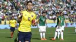 Colombia venció 3-2 a Bolivia en La Paz por Eliminatorias Rusia 2018 - Noticias de guillermo condor