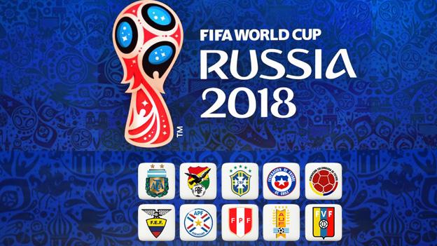 Eliminatorias Rusia 2018: así quedó la tabla de posiciones tras fecha 6