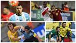 Eliminatorias: el anti once de la quinta jornada en Sudamérica (FOTOS) - Noticias de leonel aguero